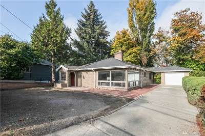 Seattle Single Family Home For Sale: 2430 S 116th Wy