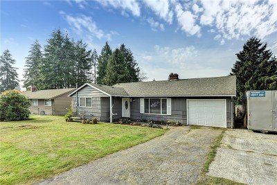 Edmonds Single Family Home For Sale: 21002 78th Ave W