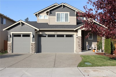 Lacey Single Family Home For Sale: 8338 48th Ct SE