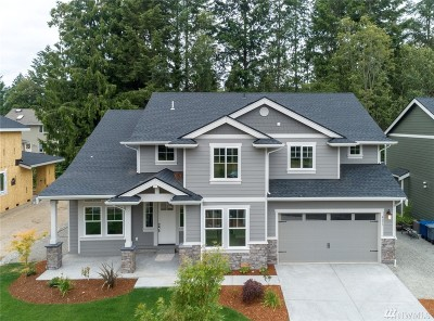 Gig Harbor Single Family Home For Sale: 4614 73rd St Ct NW