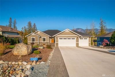 Mount Vernon Single Family Home Sold: 23887 Nookachamp Hills Dr