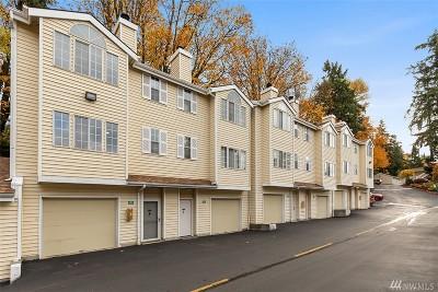 Bellevue Condo/Townhouse For Sale: 2580 118th Ave SE #2-101