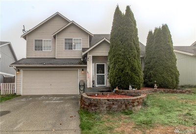 Spanaway Single Family Home For Sale: 23003 39th Ave E