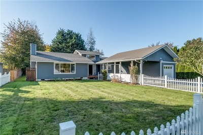 Burlington Single Family Home Sold: 20327 Revilo Dr
