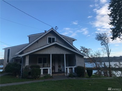 Pierce County Rental For Rent: 13603 Goodrich Dr NW