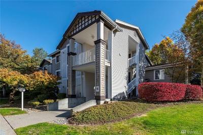 Issaquah Condo/Townhouse For Sale: 25235 SE Klahanie Blvd #E105
