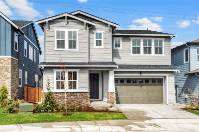 Maple Valley Single Family Home For Sale: 23618 SE 269th Ct