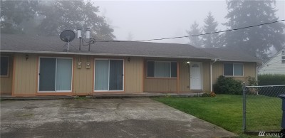 Lakewood Rental For Rent: 8716 Veterans Dr SW