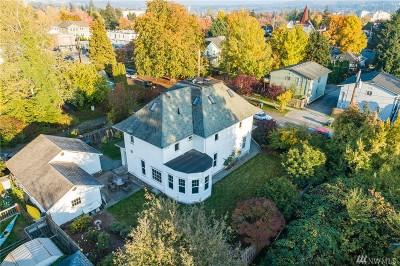 Bellingham Single Family Home For Sale: 1515 I St