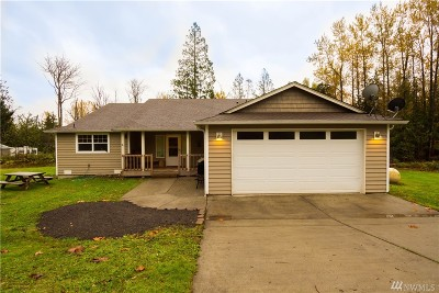 Sedro Woolley Single Family Home For Sale: 7936 Renic Dr
