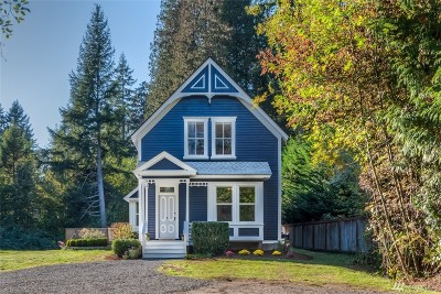 Snohomish Single Family Home For Sale: 20304 99th Ave SE