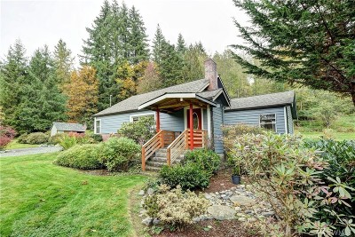 Snohomish Single Family Home For Sale: 3625 Newberg Rd