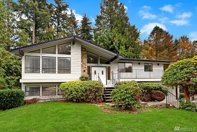 Edmonds Single Family Home For Sale: 18911 86th Place W
