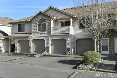 Bothell Condo/Townhouse For Sale: 2201 192nd St SE #Z203