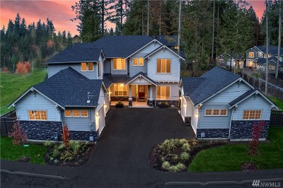 Sammamish Single Family Home For Sale: 24020 NE 20th St