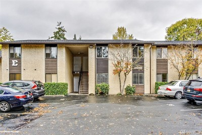 Kirkland Condo/Townhouse For Sale: 12520 NE 145th St #E38