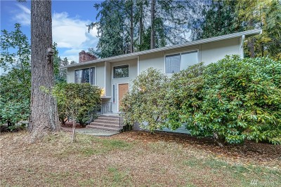 Gig Harbor Single Family Home For Sale: 315 Point Fosdick Place NW