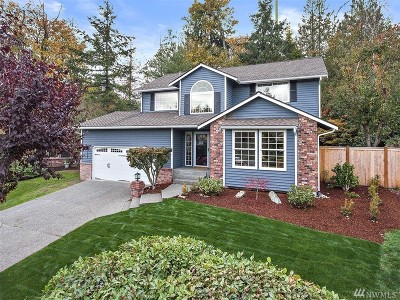 Sammamish Single Family Home For Sale: 1130 221st Ct NE