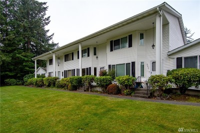 Federal Way Condo/Townhouse For Sale: 32438 1st Place S #94