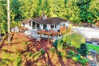 Issaquah Single Family Home For Sale: 24869 SE Mirrormont Dr