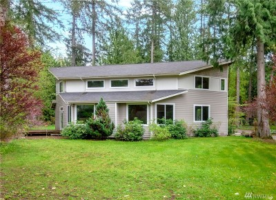Issaquah Single Family Home For Sale: 11808 188th Ave SE