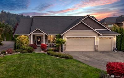 Sumner Single Family Home For Sale: 5003 154th Av Ct E