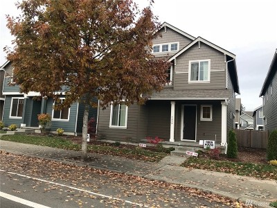 Lacey Single Family Home For Sale: 5230 53 Ave SE