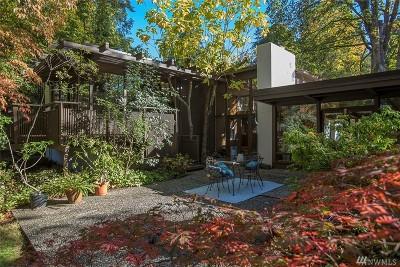 Mercer Island Single Family Home For Sale: 4204 W Mercer Wy