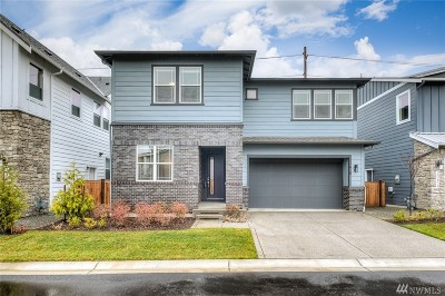 Maple Valley Single Family Home Contingent: 23610 SE 269th Ct #29