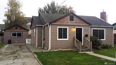 Burlington Single Family Home Sold: 824 E Victoria Ave