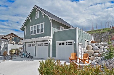 Chelan Single Family Home For Sale: 177 Porcupine Lane