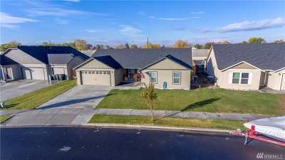 Moses Lake Single Family Home For Sale: 716 S Lakeland Dr