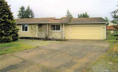 Thurston County Single Family Home For Sale: 1326 Grass Ct SE