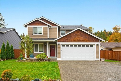 Snohomish Single Family Home For Sale: 1116 Orchard Ave W