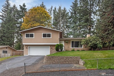 Bothell Single Family Home For Sale: 22304 17th Place W