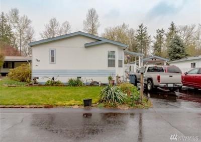 Bonney Lake Mobile Home For Sale: 110 190th Av Ct E #27