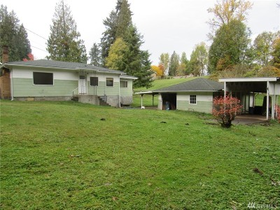 Renton Single Family Home For Sale: 15204 SE Renton-Issaquah Rd
