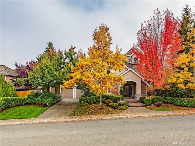 Sammamish Single Family Home For Sale: 1114 269th Ave SE