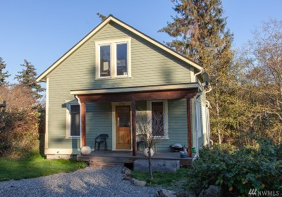 Bellingham Single Family Home For Sale: 2716 Douglas Ave