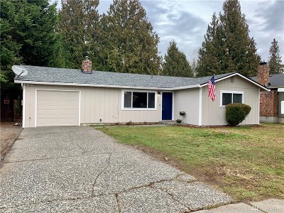 Marysville Single Family Home For Sale: 5805 95th St NE