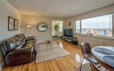 Bellingham Condo/Townhouse Sold: 901 N Forest St #138