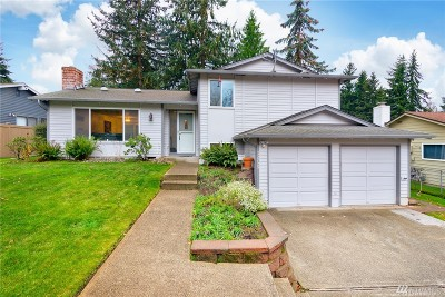 Federal Way Single Family Home For Sale: 32725 32nd Ave SW