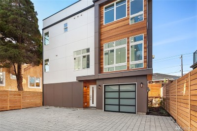 Seattle Single Family Home For Sale: 6207 7th Ave NW