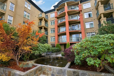 Condo/Townhouse For Sale: 123 Queen Anne Ave N #210