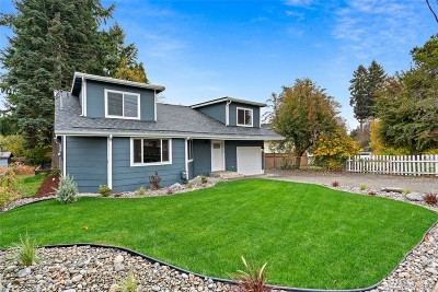 Tumwater Single Family Home For Sale: 614 Linwood Ave SW