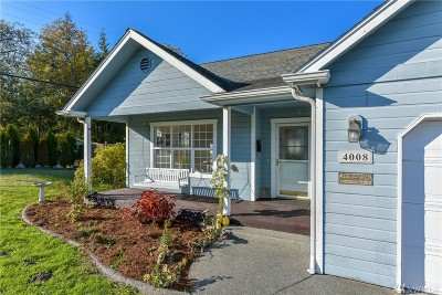 Anacortes Single Family Home For Sale: 4008 West 3rd St