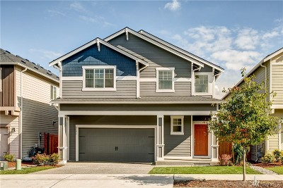Lacey Single Family Home For Sale: 3128 Gladiator St NE #32