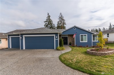 Oak Harbor Single Family Home Sold: 1060 SW Harbor Vista Cir