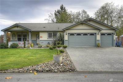 Gig Harbor Single Family Home For Sale: 4719 Birchtree Lane NW