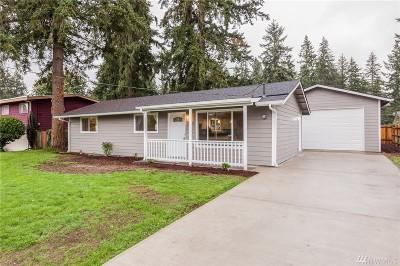 Auburn Single Family Home For Sale: 3020 21st St SE